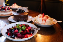 home made desserts chiswick london