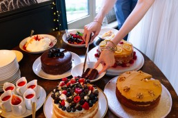 home made wedding cakes uxbridge